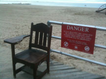 The Chair at the Beach