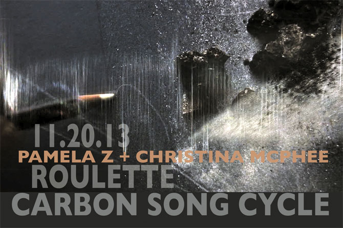 Carbon Song Cycle